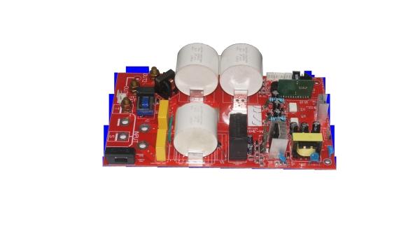 10kw电磁加热控制板